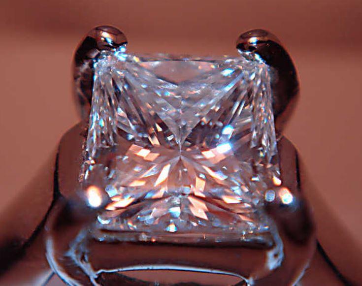 Princess Cut Diamond Guide