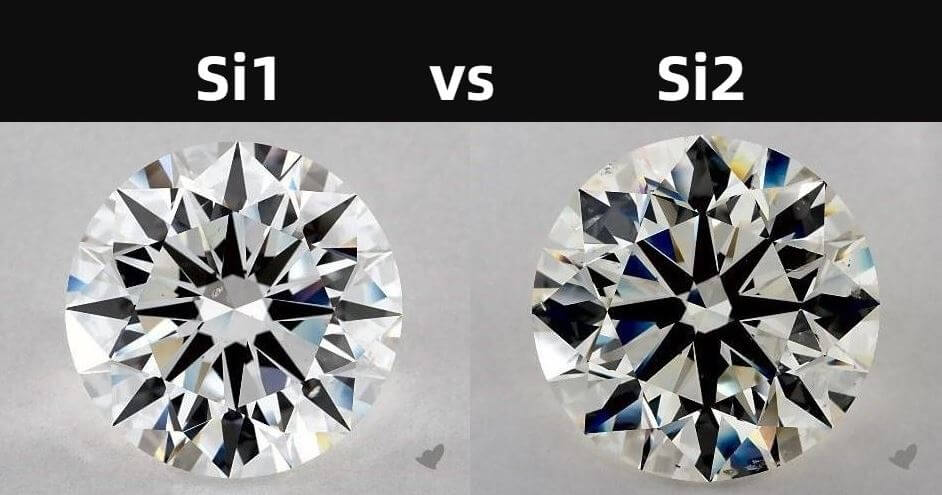 si1 vs si2 diamonds