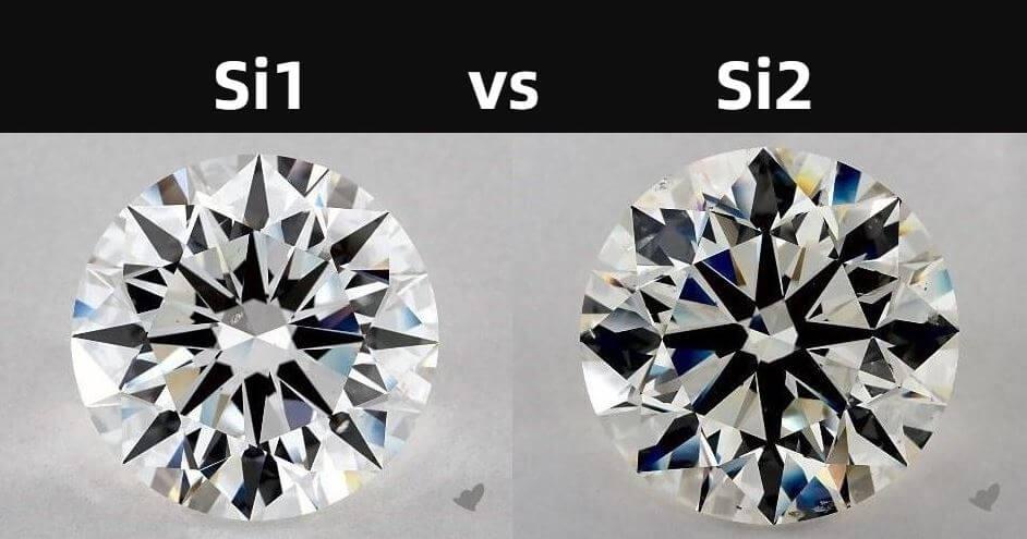 Si1 vs Si2 Diamonds: Which one is Good - DiamondBuild.co.uk