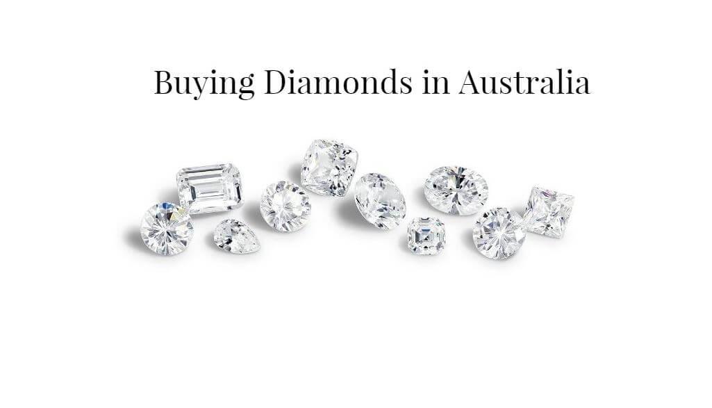 Buying Diamonds in Australia