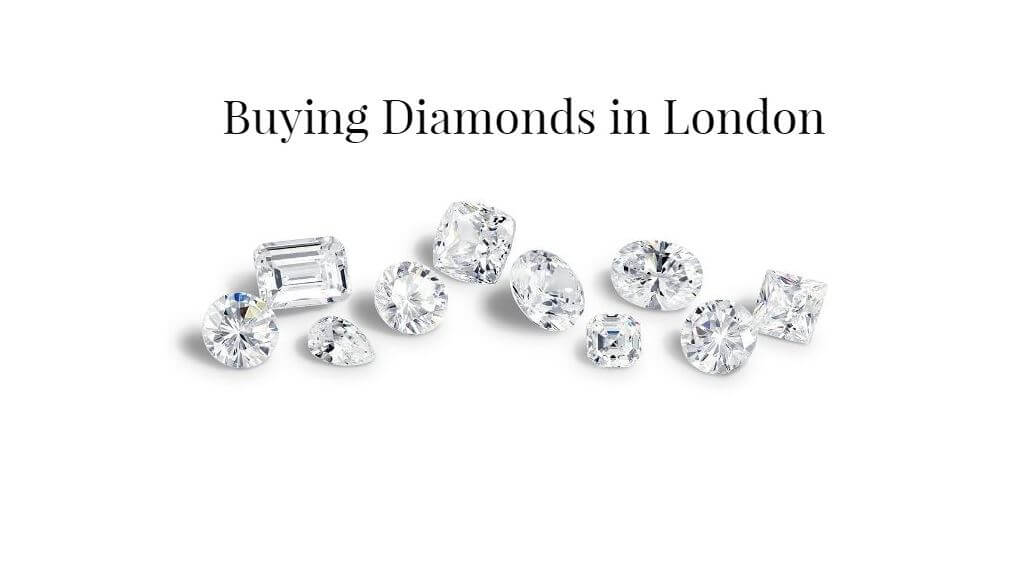 Buying Diamonds in London