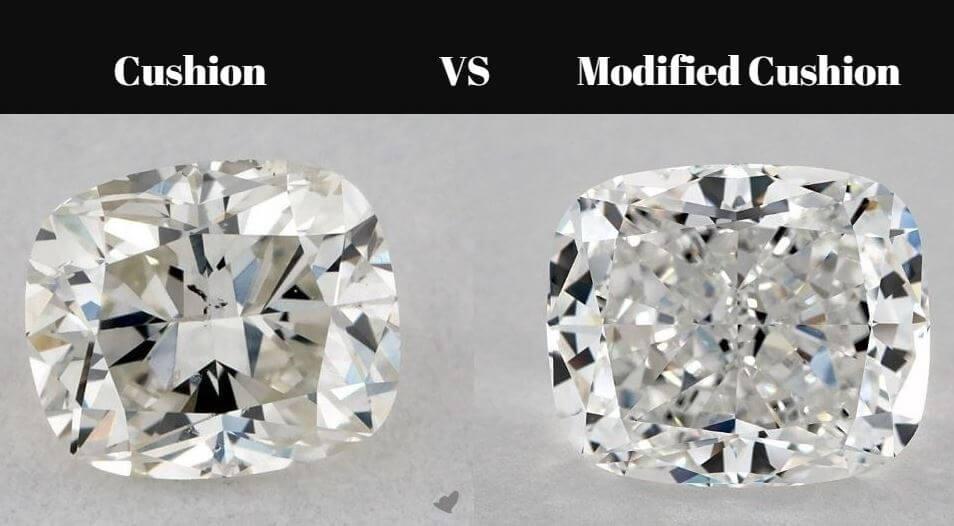 Cushion vs Cushion Modified