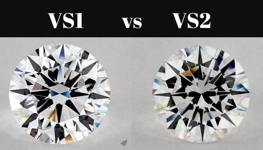 VS1 vs VS2 Diamonds